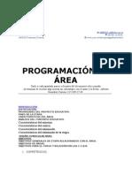 Plantilla de La Programacion Curso de Program[1]