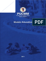 Modelo Educativo PUCMM