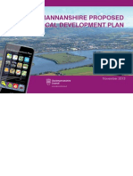 CD034 Clackmannanshire Proposed Local Development Plan (November 2013)