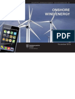CD036 Proposed Supplementary Guidance 2 - Onshore Wind Energy (November 2013)