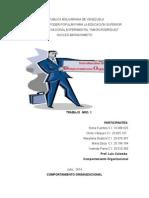 Comportamiento Organizacional Trabajo-1
