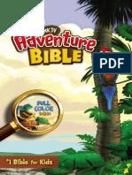 Adventure Bible, NKJV