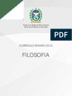Currículo Mínimo 2013