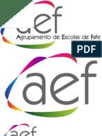 Logo Aef Várias Versoes