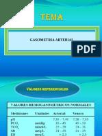 Gasometria Arterial PPT