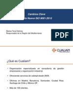 Presentación CUALIAM - Marisa Toral