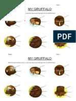 The Gruffalo Misc Activities