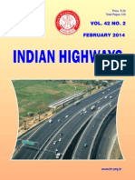 indian highways Feb 2014