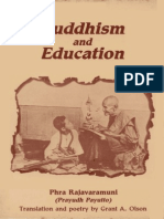 Buddhism and Education