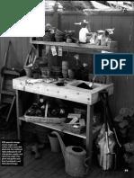Woodworking Plans - Cedar Potting Bench Plans