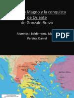 Alejandro Magno y La Conquista de Oriente