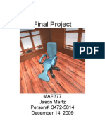 MAE 377 Final Project