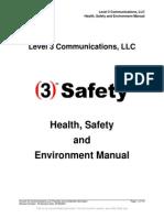 Level3 Safety Manual