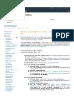 Datos Necesarios Para Acceso Al Correo Ua PDF