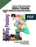 Booklet Selayang Pandang Gerdu-Taskin Kab. Jombang