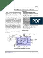 Ds Hx711 Ad Module