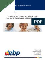 Ebp Mode Operatoire Esu4 Compta Gestion Commerciale Open Line Pro 2010