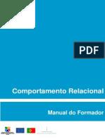 Comportamento Relacional - Manual Do Formador