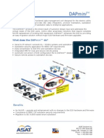 DAPmini Server Brochure