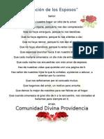 Oracion Bomtems