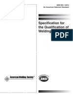 Aws_b5.1 2013 Specification for the Qualification of Welding Inspectors