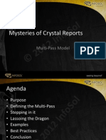 Mysteries of Crystal Reports