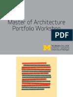 Grad Portfolio Workshop **