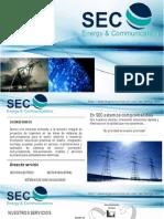 Presentación SEC Enery & Communications
