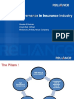 Governance in Insurance Industry