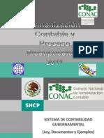 Armonizacion Contable y Proceso Presu 2011