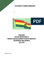 Mda Guide-2014-2017 Ndpc Mdtp Preparation