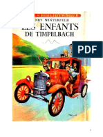 IB Winterfeld Henry Les Enfants de Timpelbach
