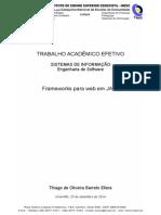 Frameworks Em Java