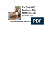 The Visual LISP Developers Bible.pdf
