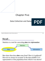 59445505 Data Collection and Sampling in Statistics