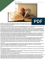 A Lista de Harold Bloom _ Fundação Metropolitana