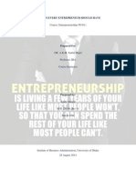 7 Traits Every Entrepreneur Should Have