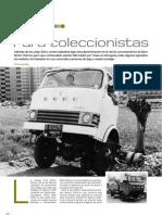 Para coleccionistas - Los Ebro 4X4