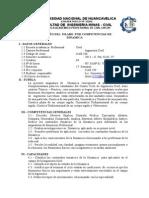 Silabos Dinamica Civil -2013 Solo Primera Hoja