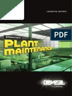 L`Oreal operations - plant maintenance