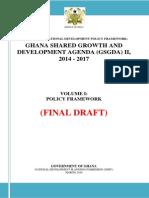 Final Draft GSGDA II, April 2014