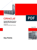 Oracle Migration Exadata