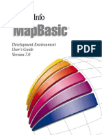 Mapbasic v7.0 User Guide