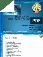 Blue Eye Technology