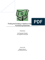 Finding the Funding