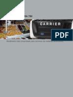 CARRIER SUPRA-750
