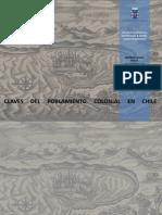 Claves Del Poblamiento en El Chile Colonial