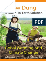 Cow Dung - A Down-To- Earth Solution To Global Warming And Climate Change