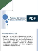 Experiencias Exitosas en El Perú