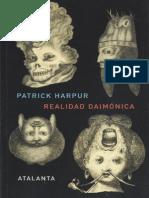 Harpur, Patrick - Realidad Daimonica